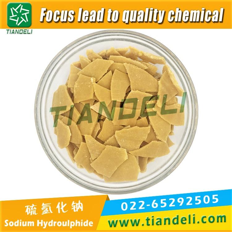 Sodium Hydrosulphide 70% MIN