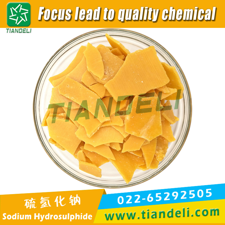Sodium Hydrosulphide Flake 70% Min